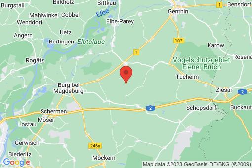 Karte Rietzel