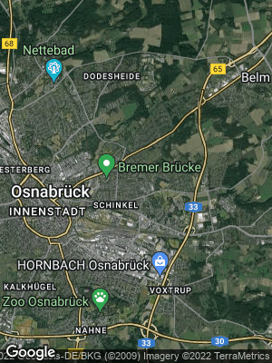 Google Map of Schinkel
