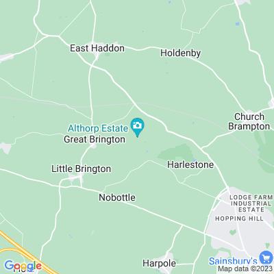 Althorp Location