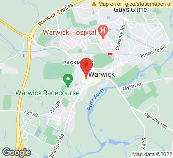 Map of Jayne Of Warwick at 51 Brook Street, Warwick, Warwickshire CV34 4BL