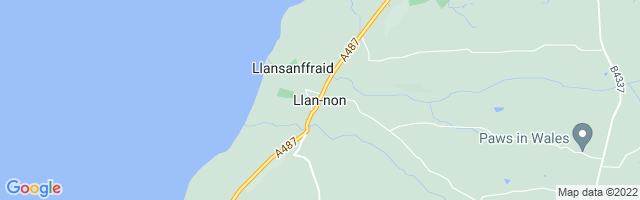 Map Of Llanon