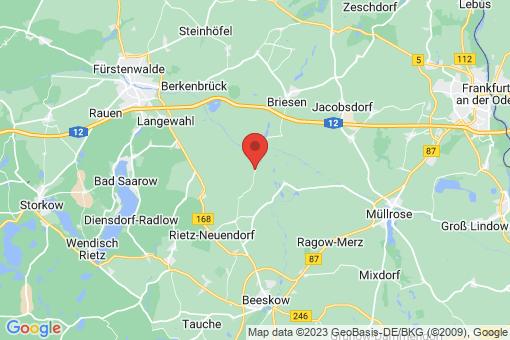 Karte Rietz-Neuendorf Drahendorf