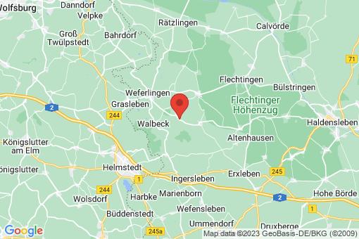 Karte Eschenrode