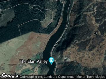 Elan Valley Reservoirs