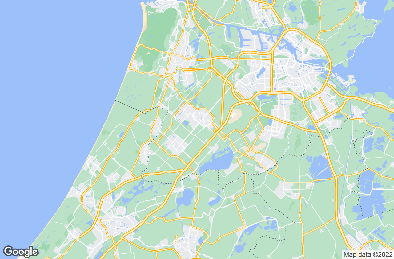 Google Map of هوفدروب