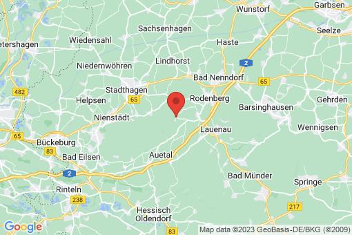 Karte Apelern Reinsdorf