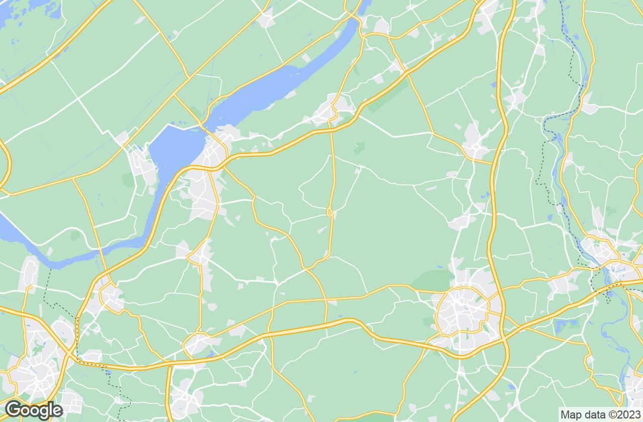 Google Map of Elspeet