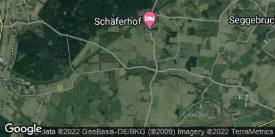 Google Map of Meinsen