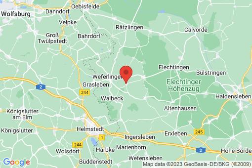 Karte Hödingen