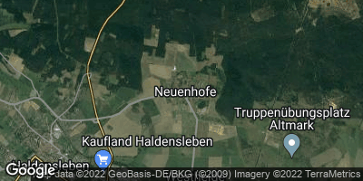 Google Map of Neuenhofe
