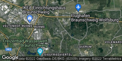 Google Map of Kralenriede