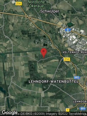 Google Map of Völkenrode