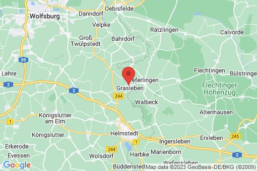 Karte Grasleben