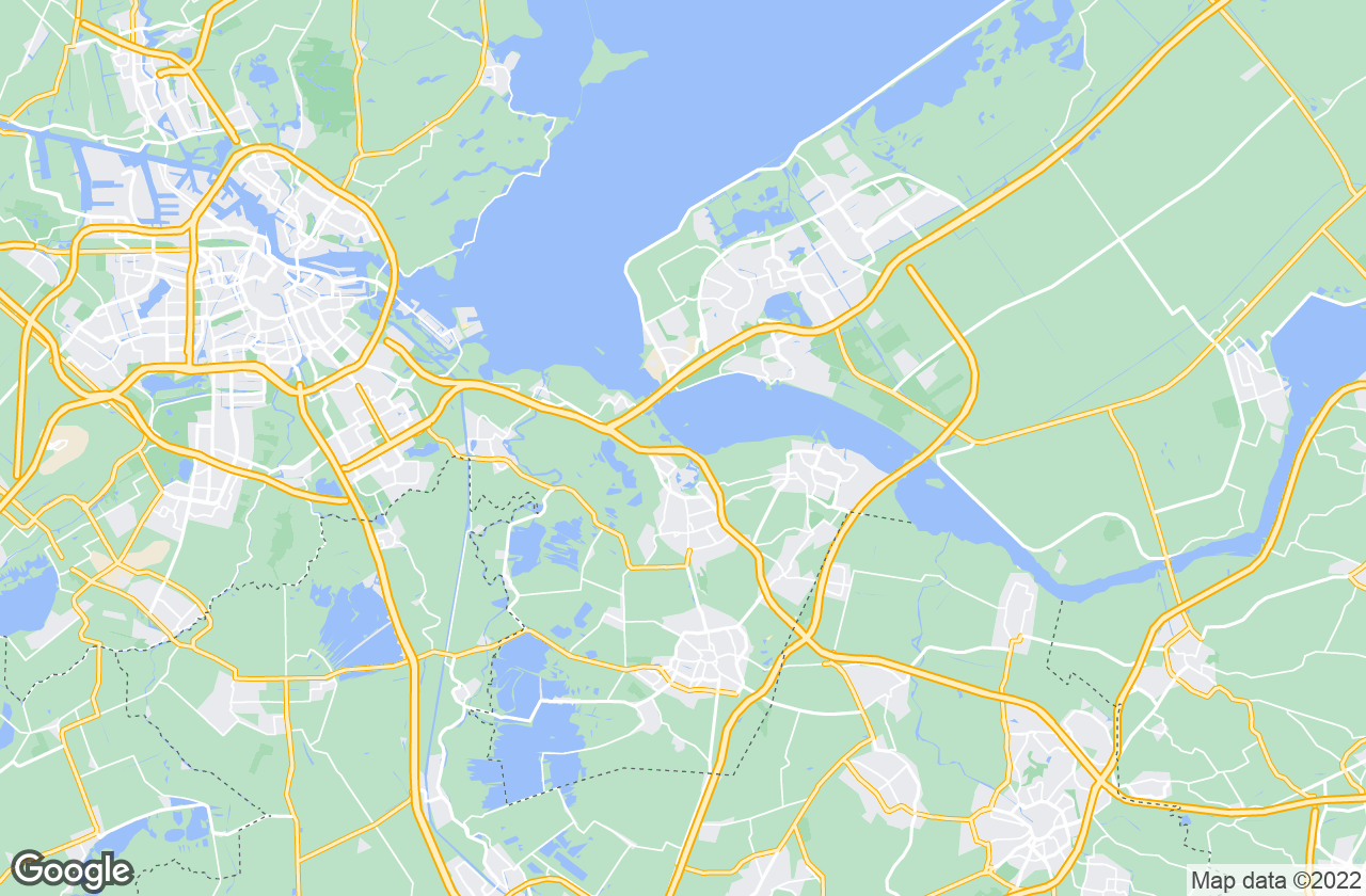 Google Map of Naarden