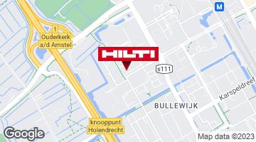 Krijg een routebeschrijving naar Hilti Store Amsterdam Zuid-Oost