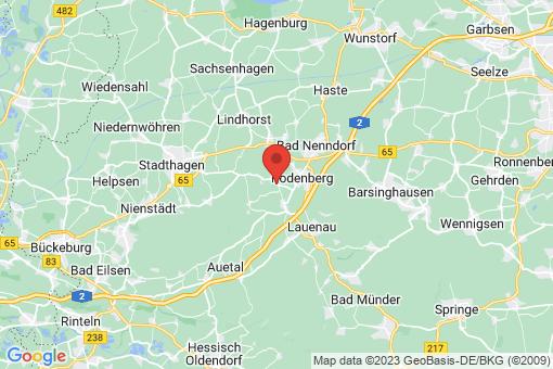 Karte Apelern Soldorf