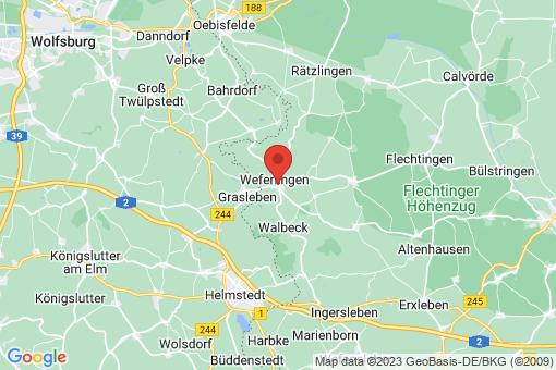 Karte Weferlingen
