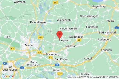 Karte Seggebruch Schierneichen-Deinsen