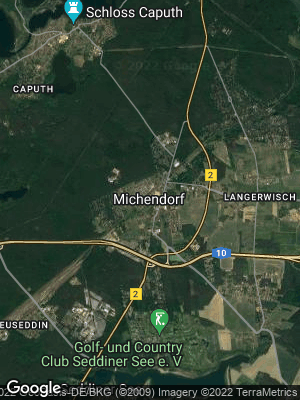 Google Map of Michendorf