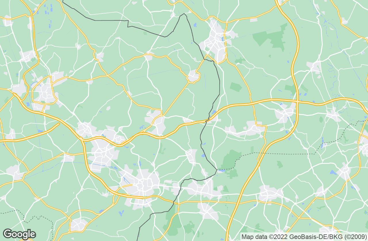 Google Map of De Lutte