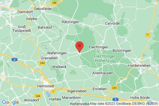 Karte Behnsdorf