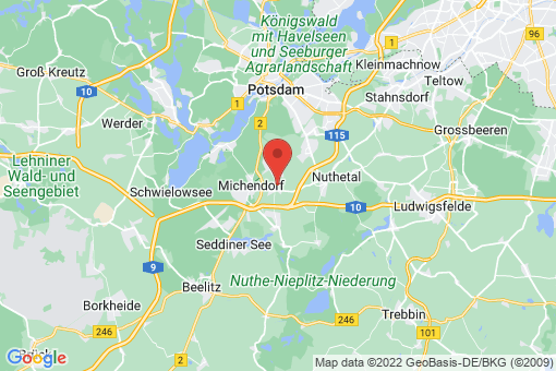 Karte Langerwisch