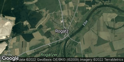 Google Map of Rogätz