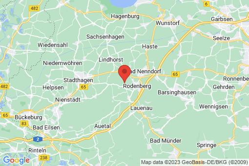 Karte Apelern Kleinhegesdorf