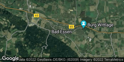 Google Map of Bad Essen