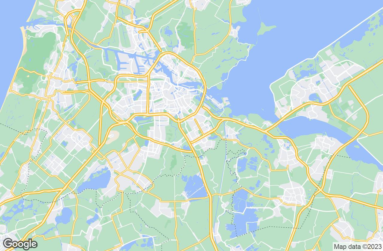Google Map of Duivendrecht