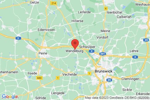Karte Wendeburg