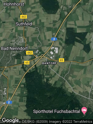 Google Map of Bantorf