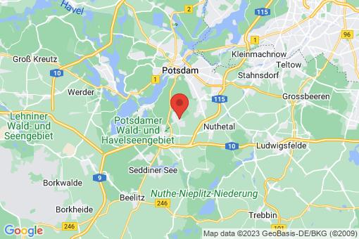 Karte Wilhelmshorst