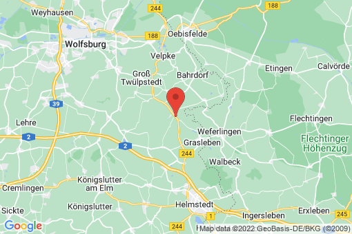 Karte Querenhorst