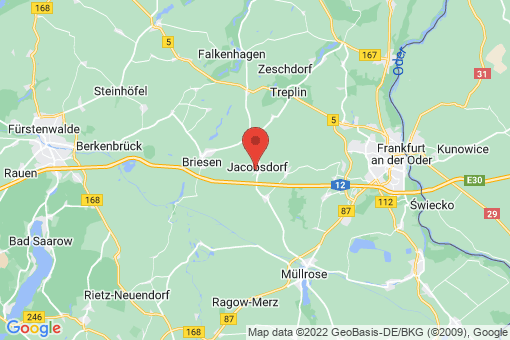 Karte Jacobsdorf