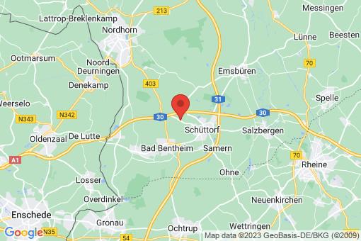 Karte Quendorf