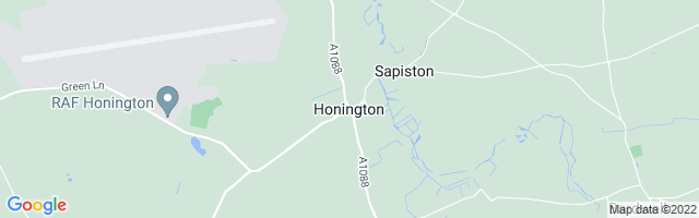 Map Of Honington
