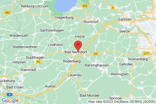 Karte Bad Nenndorf Bad Nenndorf