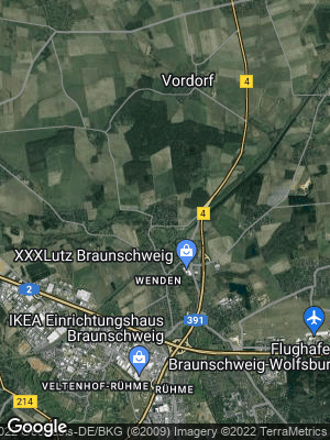 Google Map of Thune