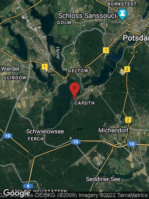 Google Map of Schwielowsee