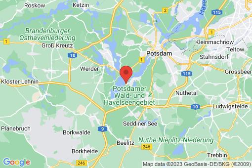 Karte Schwielowsee