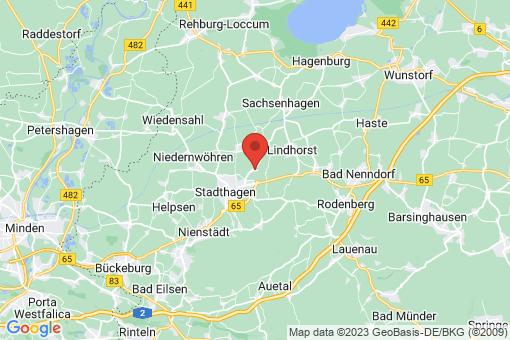 Karte Stadthagen Probsthagen