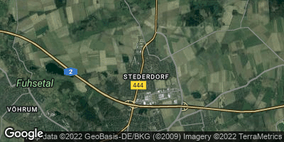 Google Map of Stederdorf