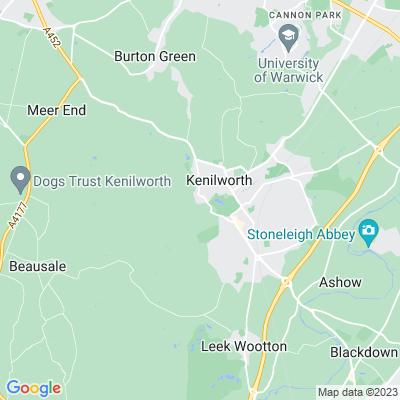 Kenilworth Castle Location