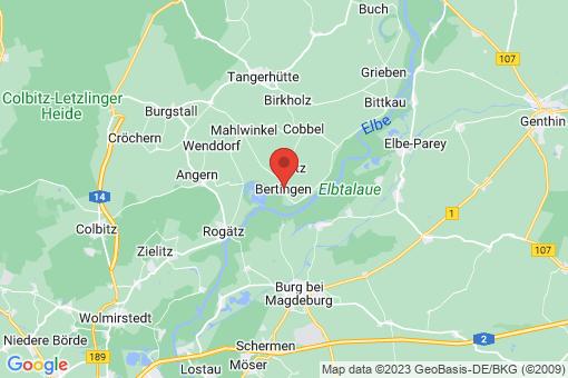 Karte Bertingen
