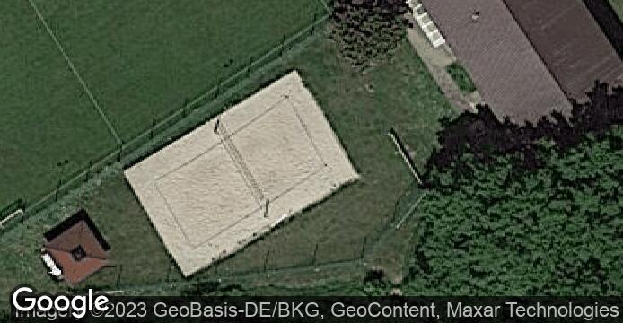 Beachvolleyballfeld in 14979 Großbeeren