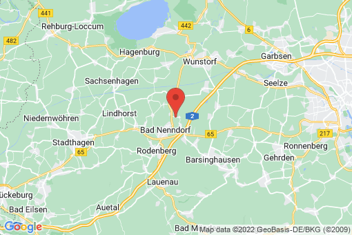 Karte Suthfeld Riehe