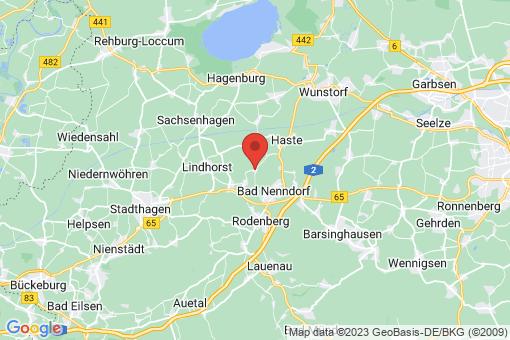 Karte Hohnhorst Ohndorf