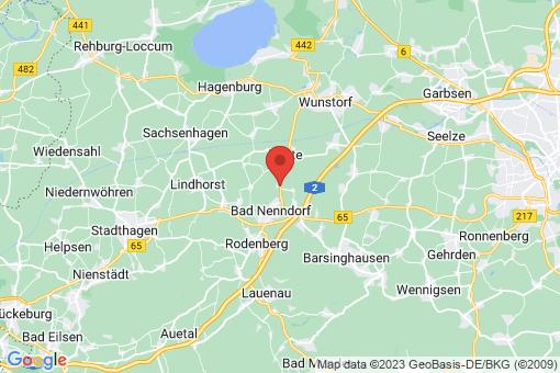 Karte Suthfeld Kreuzriehe