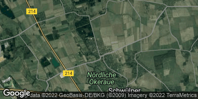 Google Map of Schwülper